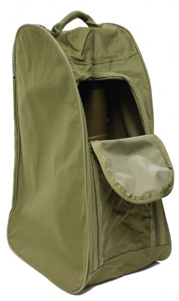 Muddy Boot Bag Welly Boot Bag Green